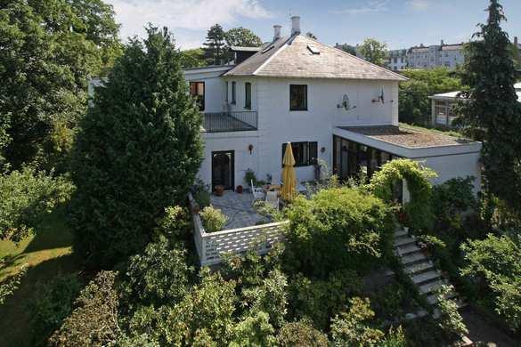 Rosenvaengets Allé Apartment - Large Copenhagen apartment in a beautiful villa - Copenhagen - rentals
