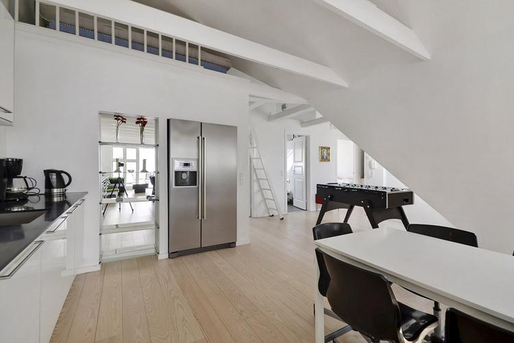 Westend penthouse Apartment - Large Copenhagen penthouse apartment close to Tivoli - Copenhagen - rentals