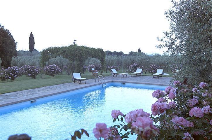 Castellare de sernigi swimmig pool - Luxury villa in Tuscany ,Italy villa Castellare - Tavarnelle Val di Pesa - rentals