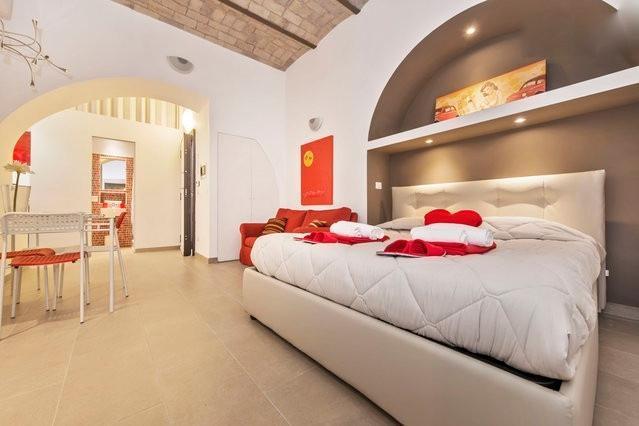 Red Studio - COLISEUM APTS. MANZONI HOUSE- Chic&Cheap-WiFi-AC - Rome - rentals