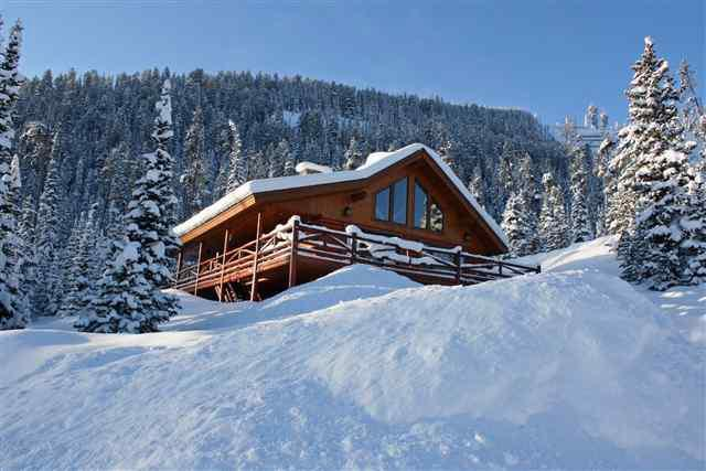 Low Dog Lodge - Winter - Ski-in/out Log Home - 5BR/3BA, Sleeps 12 - Big Sky - rentals