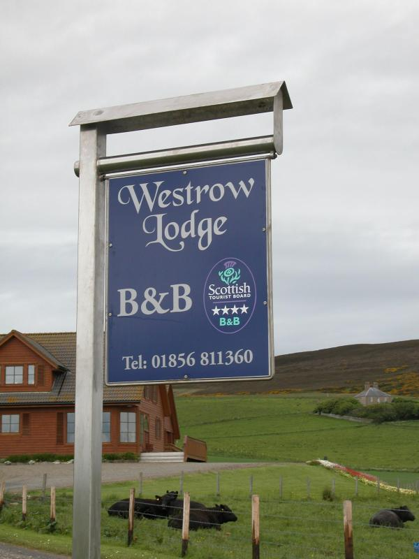 Westrow Lodge Bed and Breakfast - Westrow Lodge Bed and Breakfast - Orphir - rentals