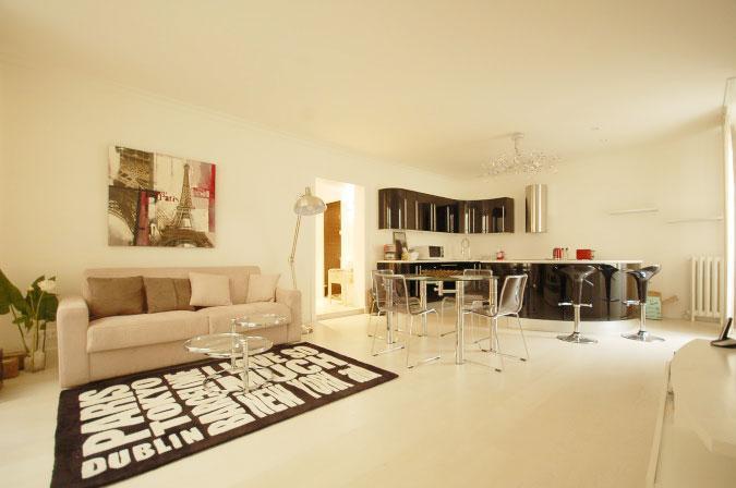 Paris Apartment for Family near the Louvre - Xavier - Image 1 - Paris - rentals