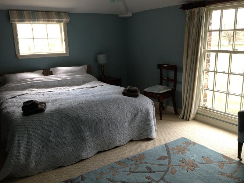 Bedroom - as double - Duken Courtyard Cottage - Self Catering Holiday - Bridgnorth - rentals