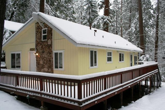 Twain Harte Vacation Rental During The Snow - Twain Harte Vacation Rentals & Dodge Ridge Lodging - Twain Harte - rentals