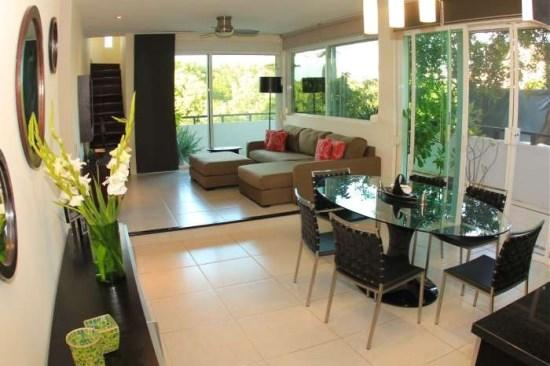3 Bedroom Penthouse just 1.5 blocks from Coco Beach - Image 1 - Playa del Carmen - rentals