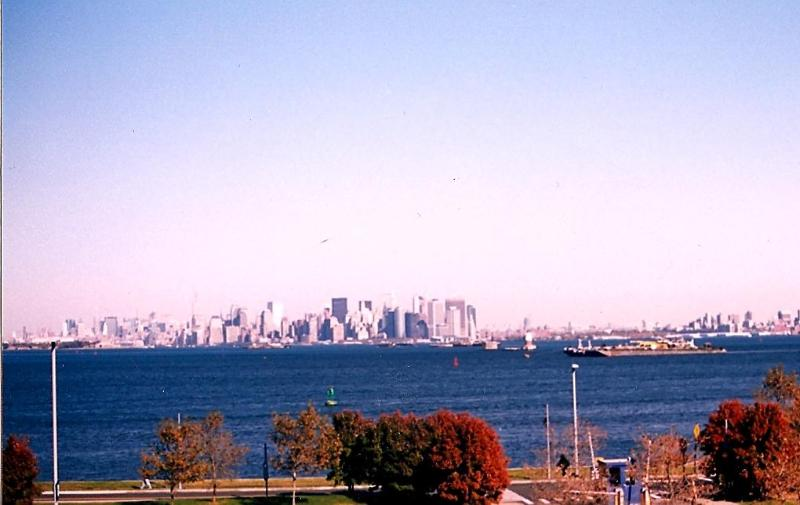 View of NYC from Home - Waterfront Home, View NYC Skyline sleeps from 2-6 - Staten Island - rentals