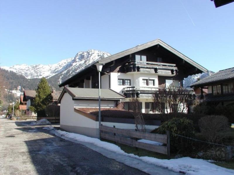 Vacation Apartment in Oberstdorf - 495 sqft, quiet, comfortable, beautiful (# 1906) #1906 - Vacation Apartment in Oberstdorf - 495 sqft, quiet, comfortable, beautiful (# 1906) - Oberstdorf - rentals