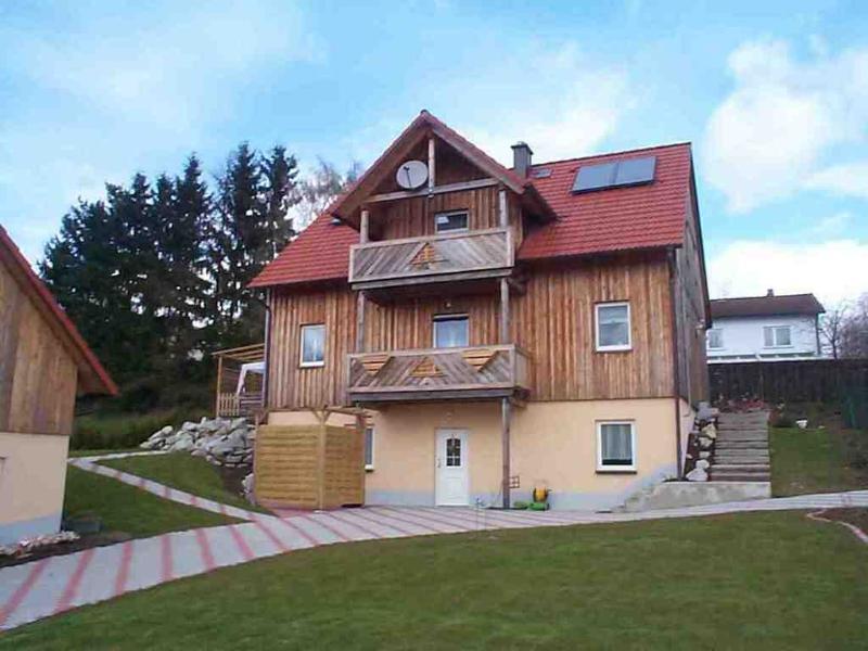Vacation Apartment in Eschenbach in der Oberpfalz - 484 sqft, completely furnished, quiet location (#… #507 - Vacation Apartment in Eschenbach in der Oberpfalz - 484 sqft, completely furnished, quiet location (#… - Wolframs-Eschenbach - rentals