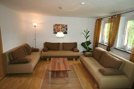 Vacation Apartment in Stolpen - 1399 sqft, newly furnished, quiet location, terrace with barbecue (#… #1328 - Vacation Apartment in Stolpen - 1399 sqft, newly furnished, quiet location, terrace with barbecue (#… - Stolpen - rentals