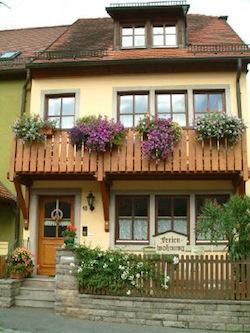 Vacation Apartment in Rothenburg ob der Tauber - cozy and comfortable (# 1652) #1652 - Vacation Apartment in Rothenburg ob der Tauber - cozy and comfortable (# 1652) - Rothenburg ob der Tauber - rentals