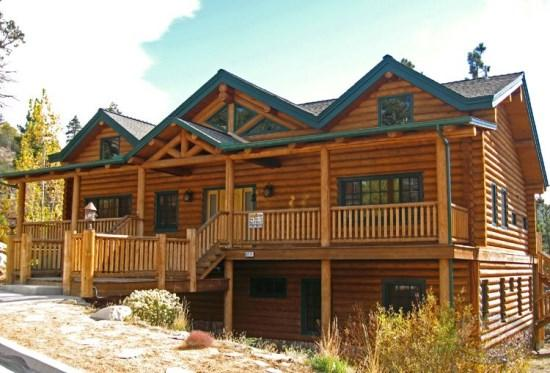 Black Bear Lodge - A comfortably large rustic mountain cabin secluded in the San Berdarino National Forest yet close to shopping. - Big Bear Lake - rentals