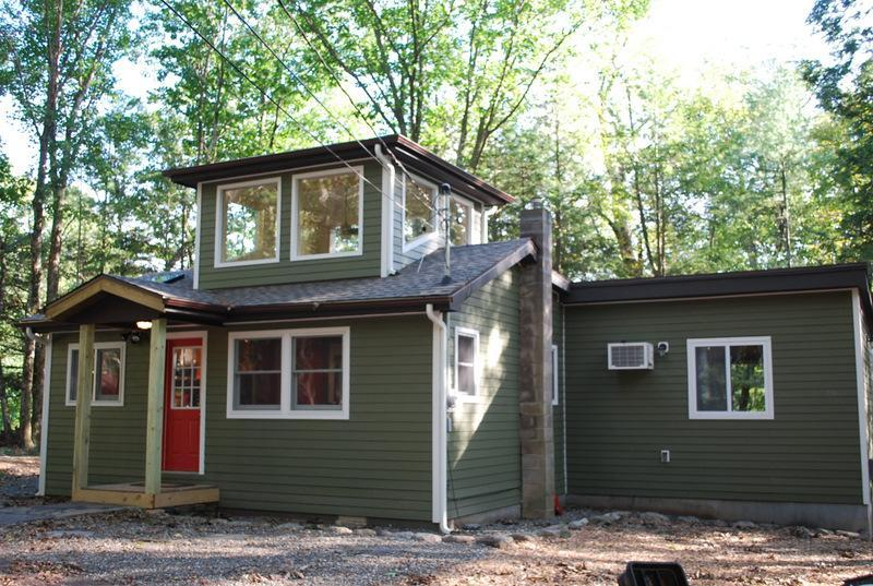 Luxury Secluded Cabin In The Heart of Woodstock - Image 1 - Woodstock - rentals