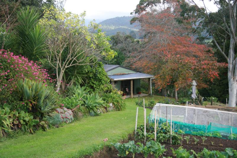 garden cottage - Rangihau Ranch self-catering farm stay cottage - Coromandel - rentals