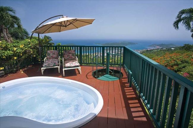 Kyalami at Estate Elizabeth, St. Thomas - Ocean View, Amazing Sunset Views, Pool - Image 1 - Saint Thomas - rentals
