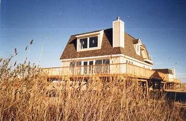 Waterfront Beach House & Guest Hse, Steps to Beach - Image 1 - Westhampton Beach - rentals
