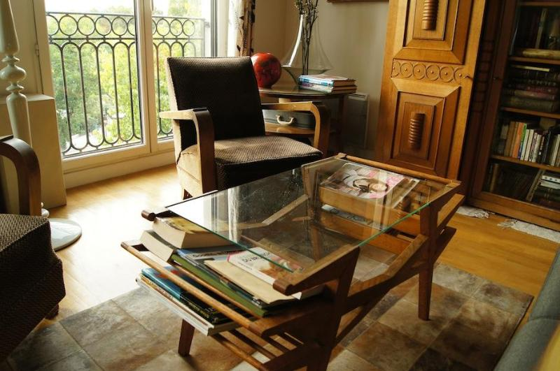 Suite Canal - Meet Amélie!!! - Image 1 - Paris - rentals