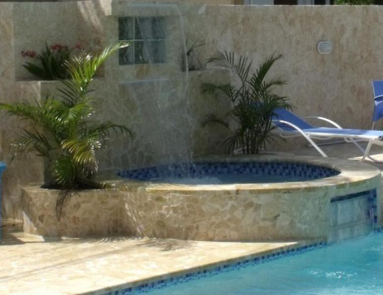 Palmas 3 Jacuzzy - PALMAS VACATION RENTALS / BLUEFISH VILLA - Aguadilla - rentals