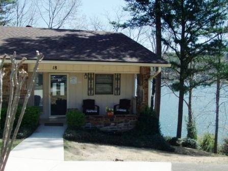 18CaboPl Lake |Desoto | Madrid Courts | Townhome | - Image 1 - Hot Springs Village - rentals