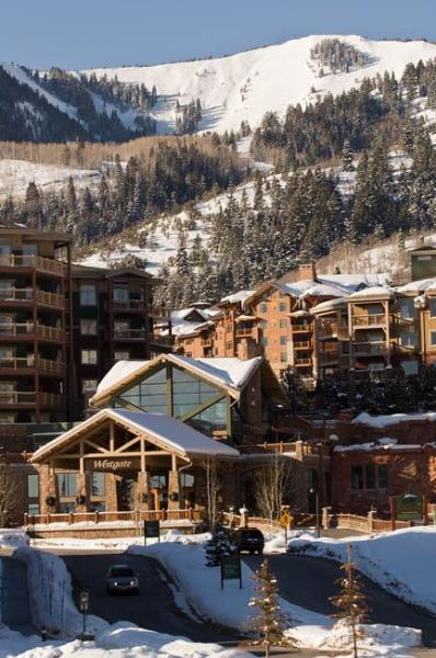 Exterior - 4BR/4BA Ski-in/out President Suite 3/2-3/9, 2014 - Park City - rentals