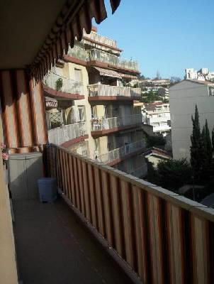 Large terrace - Beautiful apartment, 40 m2, up to 4 persons - Menton - rentals