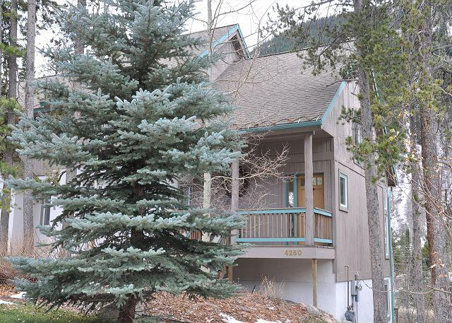 Exterior of 4250 Spruce Way - Very Popular Spacious Home in East Vail - Vail - rentals