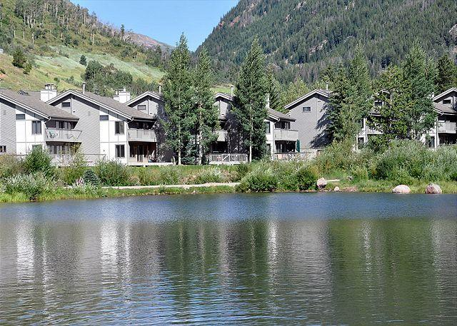 Gore Creek Meadows Complex - Gore Creek Meadows #A30: Gorgeous Platinum Rated 3 Bedroom Condo - Vail - rentals