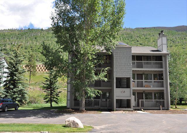 Building A - Gore Creek Meadows Unit A25 3 bed 3 bath East Vail Condo - Vail - rentals