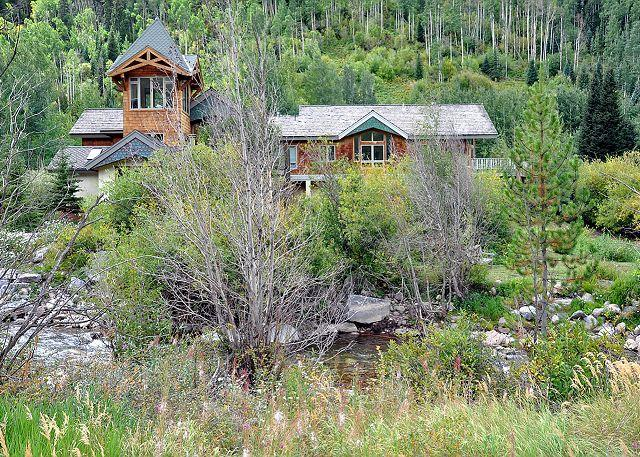 Home on the Gore Creek - 3827 Lupine - Amazing Home in East Vail - Vail - rentals
