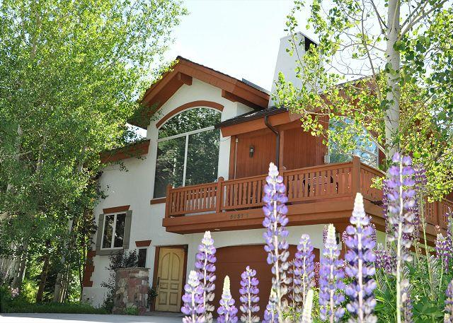 Exterior of 5037 Prima Court - 5037 Prima Court - Home is East Vail - Vail - rentals