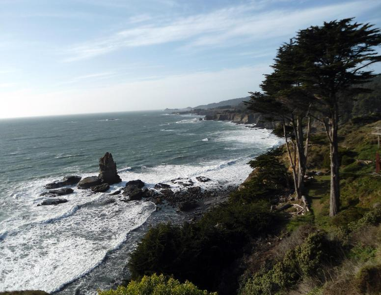 Spectacular Northern California coast - Magnificent Ocean View 4BR overlooking the Pacific - Gualala - rentals