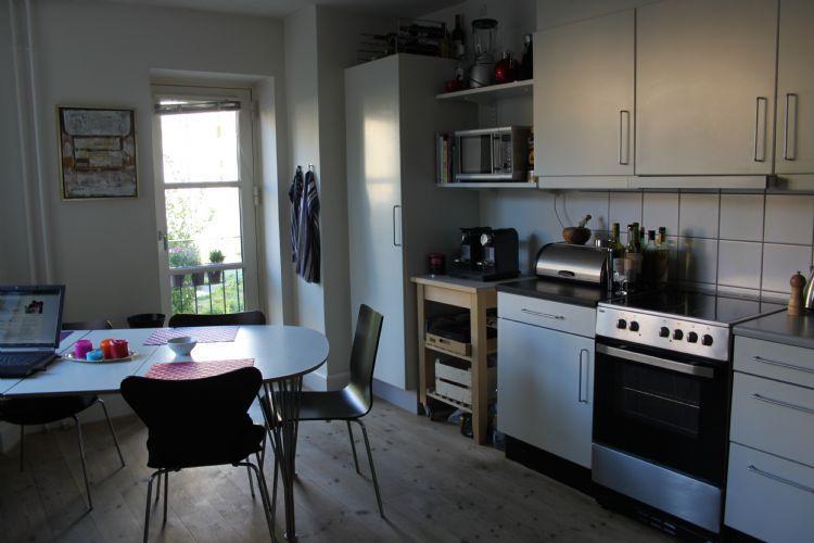 Hedebygade Apartment - Copenhagen apartment with nice courtyard - Copenhagen - rentals
