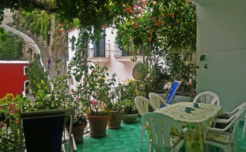 Casa Valeria - CASA VALERIA - 3 Bedrooms - Positano centre - Positano - rentals