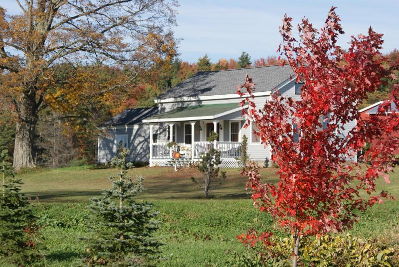 Welcome to Gilbertsville Farmhouse! - Gilbertsville Charming Farmhouse 125 Private Acres - Bouckville - rentals