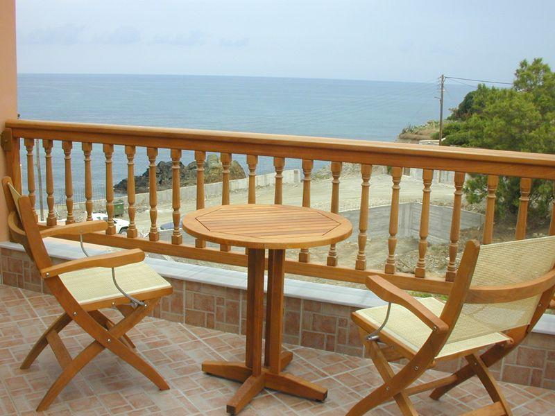 Greek Island Villa Walking Distance to Town and Beach - Villa Euphrasia - Image 1 - Panormo - rentals