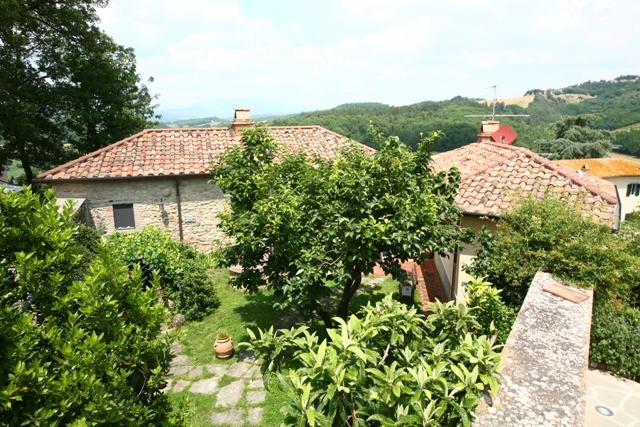 Beautiful Villa in a Charming Town - Villa Francesca - Image 1 - Monterchi - rentals