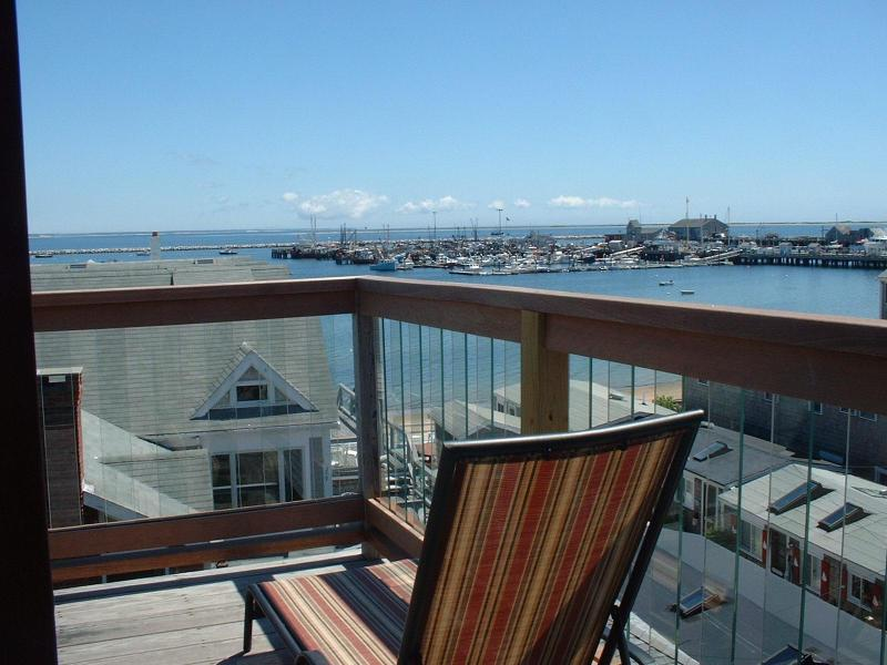 the view of the town pier - The Tree House, Provincetown - Provincetown - rentals