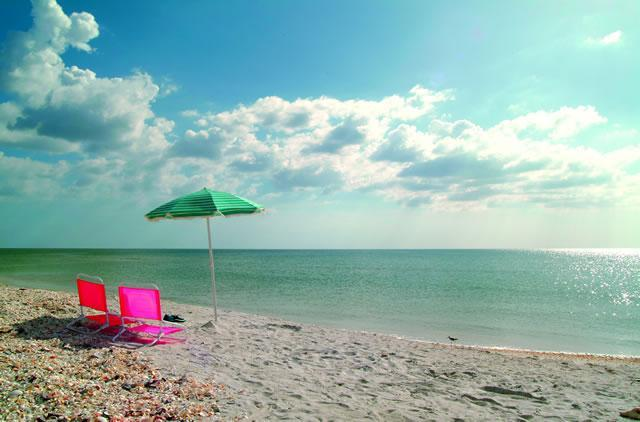Private Beach - Two Bedroom/ Two Bath Condo on Sanibel Island - Sanibel Island - rentals