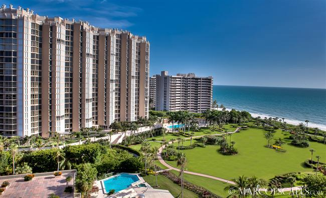 SAVOY 1404 AT PARK SHORE - Image 1 - Naples - rentals