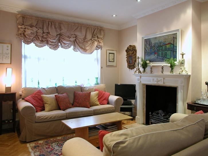 Elegant Living Area - USD! 3 Bedroom Sloane Square Mews Elegant Decor - London - rentals