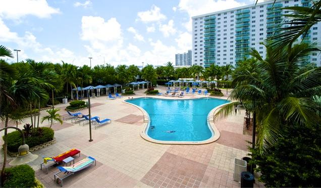 O. Reserve 1BR 1BA,  Just Steps Away from the Beach! - Image 1 - Sunny Isles Beach - rentals