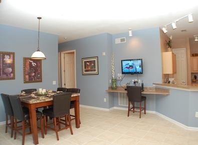 The Decor Flows Throughout The Condo - Ridge Castle - Davenport - rentals
