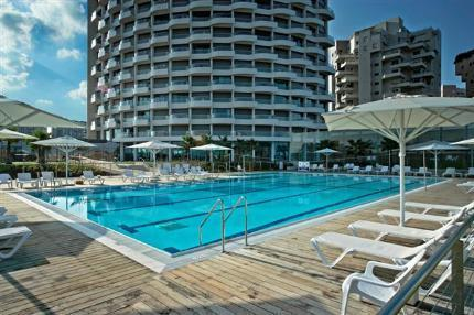 Pool - Hotel suite - Tel Aviv - rentals