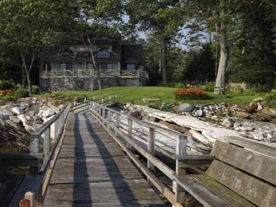 View of Spruce Point Estate - SPRUCE POINT ESTATE | KAYAKING, BOATING, BIKING AND MORE! | SUNNY & BEAUTIFUL | ACTIVE & SERENE | OCEAN-FRONT - Boothbay Harbor - rentals
