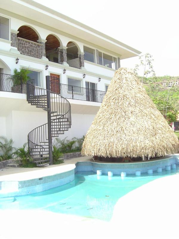 Villa Front - Luxury Costa Rica Villa with Pool and Ocean Views - Playa Ocotal - rentals