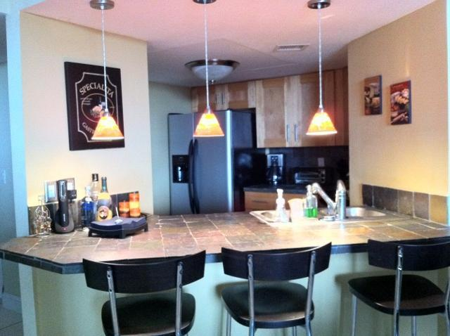 Fully remodeled Kitchen - Miami Beach Condo 2/2 on Millionaires Row - Miami Beach - rentals