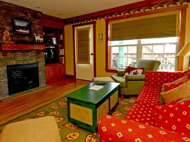 Camp 4 # 11:  3 Bedrooms PLUS Bonus Sleeping Den - Camp 4 - Unit 11 - Snowshoe - rentals