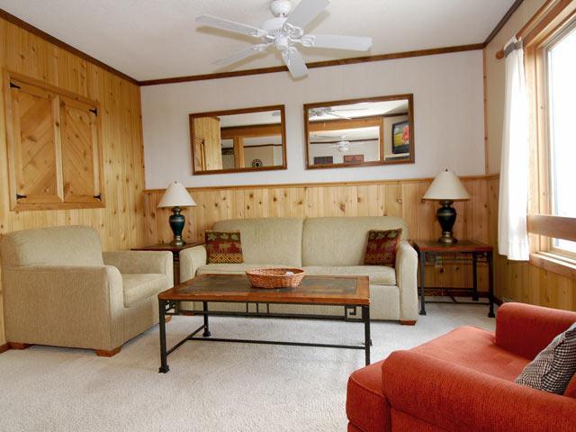 Top Of The World 217: 2 Bedrooms PLUS Bonus Sleeping Alcove - Top Of The World 217: Idyllic 3 BR / 2 BA Condo - Snowshoe - rentals