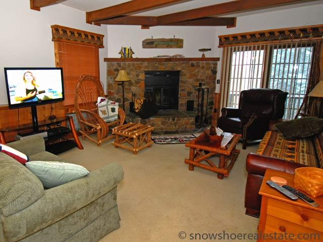 Whistlepunk 29: 2 Bedrooms, 2 Full Baths. Ski In/Ski Out - Whistlepunk - 29 - Snowshoe - rentals