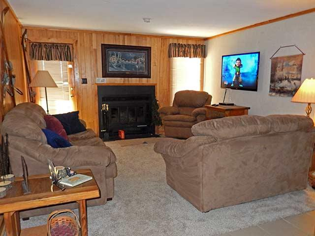 Powderidge 80: 2 Bedrooms, 2 Full Baths. Ski In/Ski Out. - Powderidge - 80 - Snowshoe - rentals